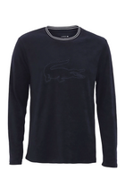 Lacoste Crew Sweat Night Blue