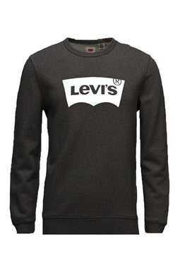 Levi's Lightweight Logo Sweatshirt Dark Grey