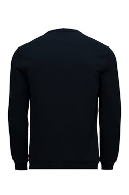 Levi's Crew Neck Logo Sweatshirt Black
