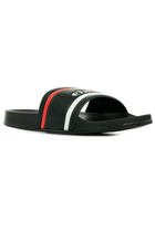 Ellesse LION Logo Slides Black