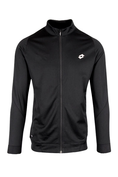 Lotto Tracksuit Top Black