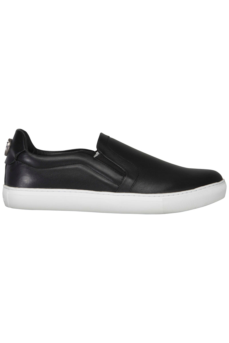 Versace Low Sneakers Black
