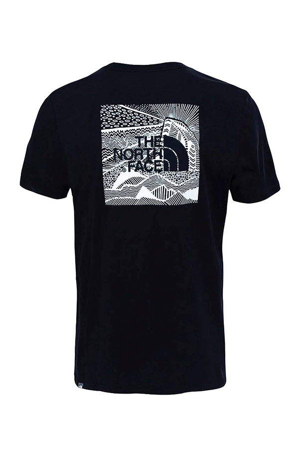 The North Face Celebration Box Tee Black