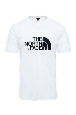 The North Face S/S Easy Tee White