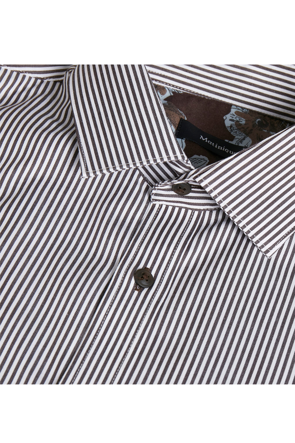 Matinique Trostol Lux Stripe Shirt