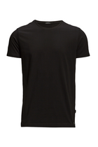Matinique Cotton Stretch Tee Black