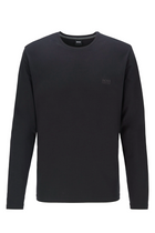 Hugo Boss L/S Cotton Jersey Black