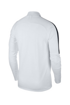 Nike Midlayer 1/4 Zip Academy White