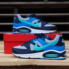 Nike Air Max Command Grey/Blue