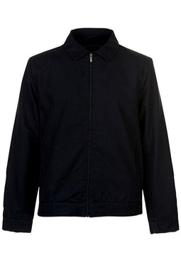 Pierre Cardin Canvas Jacket Black