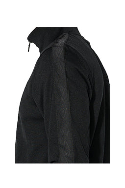 Umbro Retro Track Jacket Pitch Black