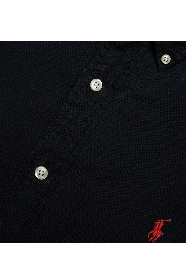 Ralph Lauren Oxford Shirt Black