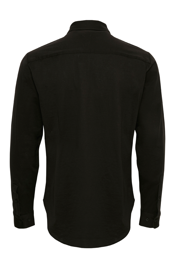 Matinique Robo Stretch Shirt Black