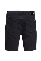 Calvin Klein Iconic Denim Shorts Black