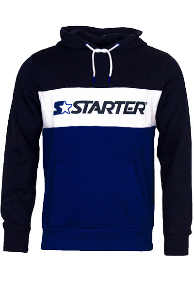 Image of   Starter Motive Hoodie Navy - XL