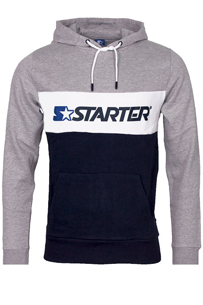 Image of   Starter Motive Hoodie Grey - L