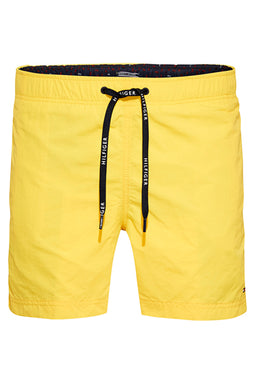 Tommy Hilfiger Drawstring Swimshorts Yellow