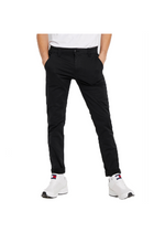 Tommy Jeans Scanton Straight Chino Pants Black