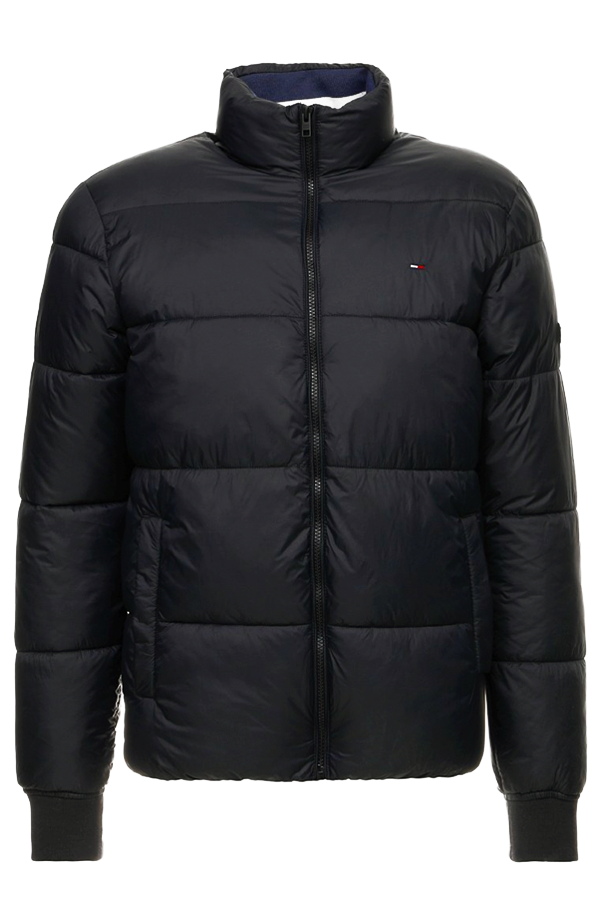 Image of   Tommy Jeans Essential Padded Jacket Black - L