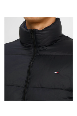 Tommy Jeans Essential Padded Jacket Black