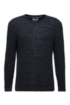 Tommy Jeans Tonal CN Pullover Black Iris