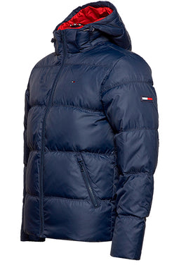 Tommy Jeans TJM Essential Down Jacket Navy