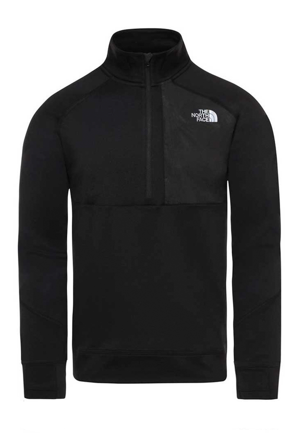 The North Face Ambition 1/4 Zip Black
