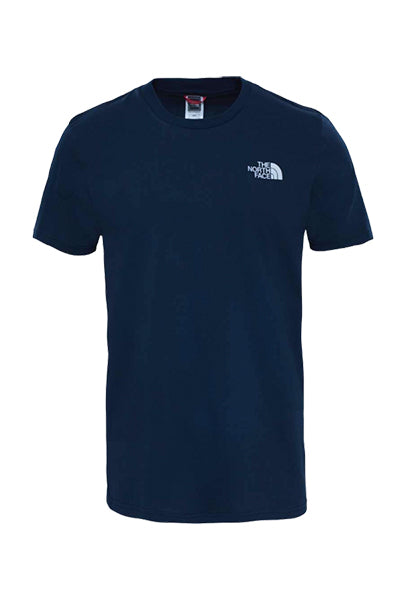 The North Face Simple Dome Tee Navy