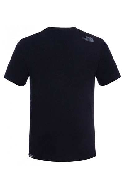 The North Face S/S Easy Tee Black