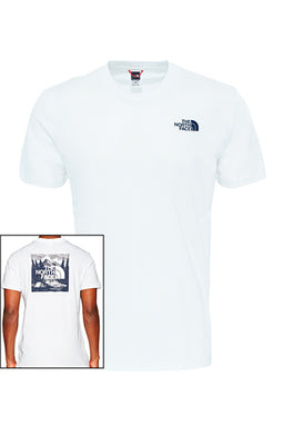 The North Face Celebration Box Tee White