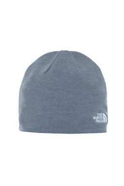 The North Face Logo Beanie Grey