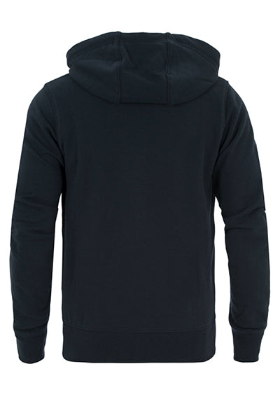 Tommy Hilfiger Cotton Zip Hoodie Navy