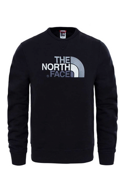 The North Face Drew Peak Sweatshirt Black