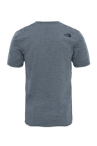 The North Face S/S Easy Tee Grey