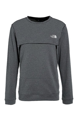 The North Face Tech Crew Sweatshirt Black
