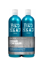 TIGI Bed Head Urban Recovery Shampoo+Conditioner 2x750 ml