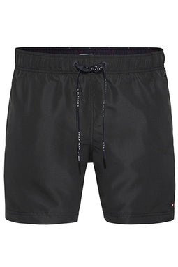 Tommy Hilfiger Drawstring Swimshorts Black