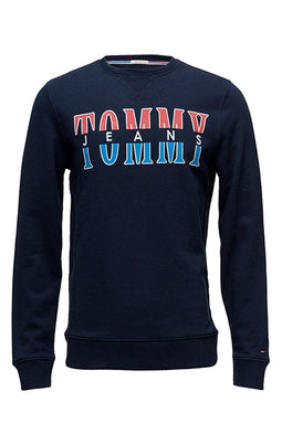 Tommy Jeans Graphic Sweatshirt Iris