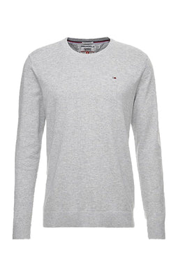 Tommy Jeans Essential Pullover Grey Heather
