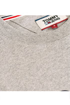 Tommy Jeans Logo Tee Grey