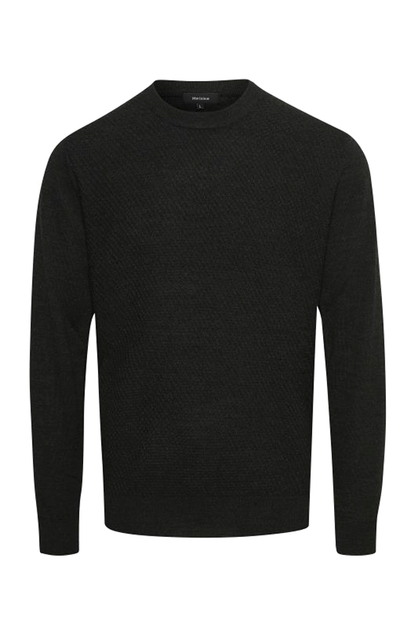 Matinique Triton Knit Pullover grey