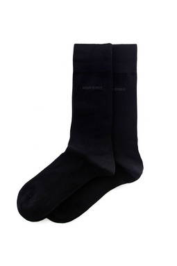 Hugo Boss Socks 2-Pack Black
