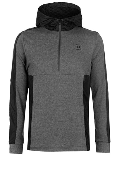Under armour threadborne oth hoodie - l fra under armour fra luxivo.dk