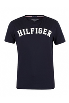 Tommy Hilfiger S/S Logo Tee Navy