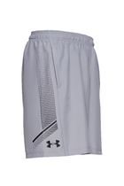Under Armour Graphic Shorts Steel Grey
