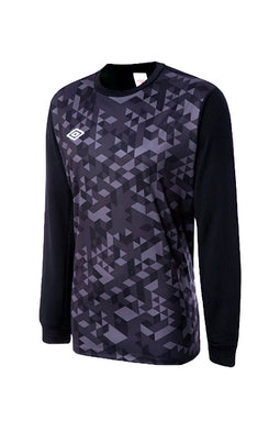 Umbro Training Longsleeve Shirt Black Camo