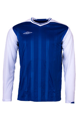 Umbro Training Longsleeve Shirt Blue