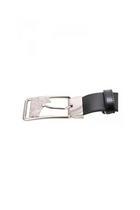 Versace Medusa Leather Belt Black