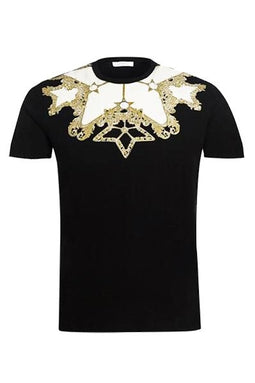 Versace Signature Tee Black