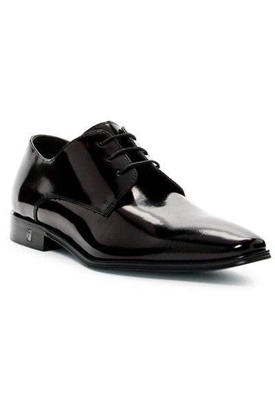 Image of   Versace Laced Shoes Black - 41